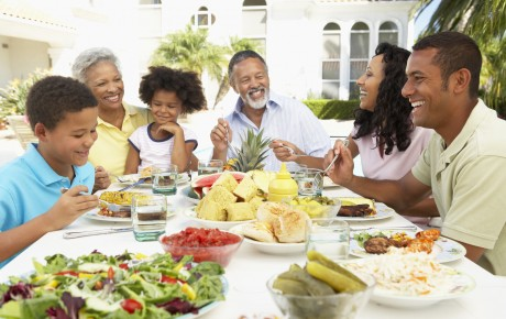 Dinner With Your Family